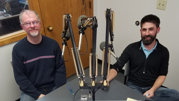 Dan Zerr and Kevin Masarik