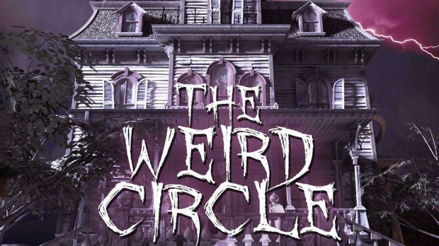 Illustration for the radio program The Weird Circle