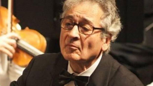 Photo of conductor Victor Yampolsky