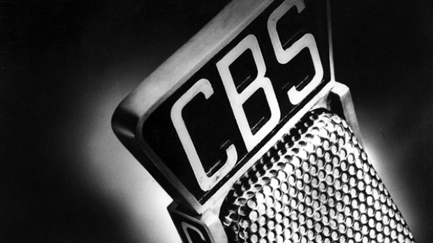 Graphic promoting the CBS Radio Workshop series