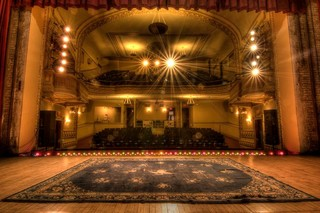 Mineral Point Opera House stage