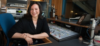 WPR Host Veronica Rueckert