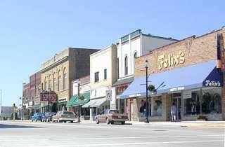 Downtown Viroqua