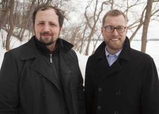 Jesse Gant and Nicholas Hoffman