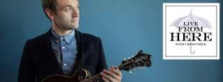 Photo Live from Here with Chris Thile
