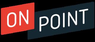 On Point program logo