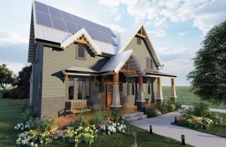 architecture, engineering, design, sustainability, green construction, net zero carbon, green energy