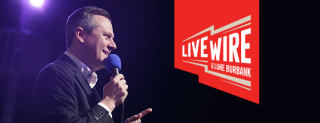 Program promotional image for Live Wire