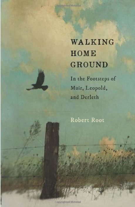 Cover for Walking Home Ground by Robert Root