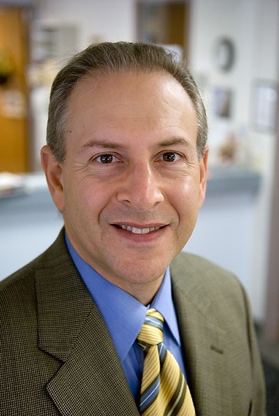 Photo of Dr. Richard Brown