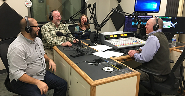 Central Wisconsin Symphony Orchestra visits WPR