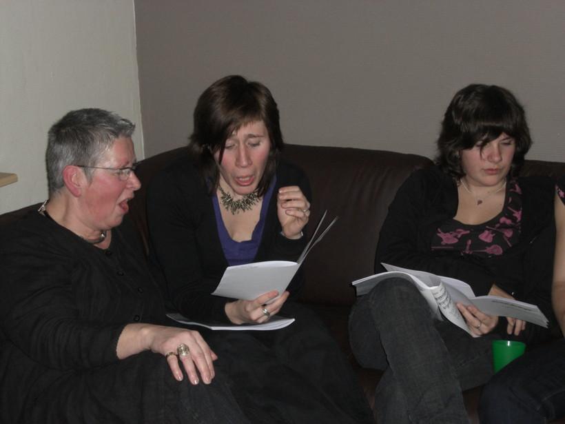 Singing Meeting