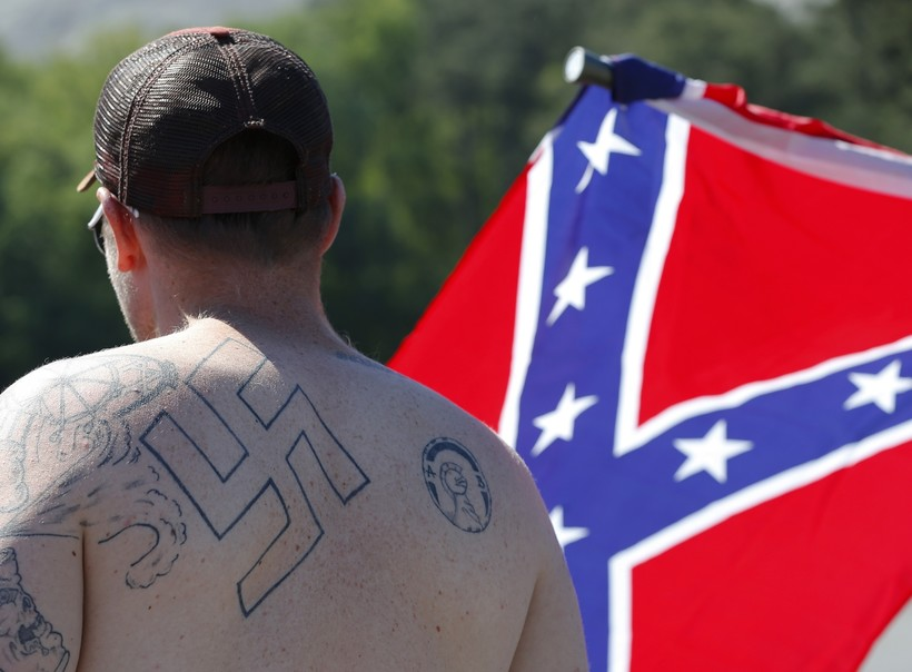 Nazi, white nationalism, racism, extremism