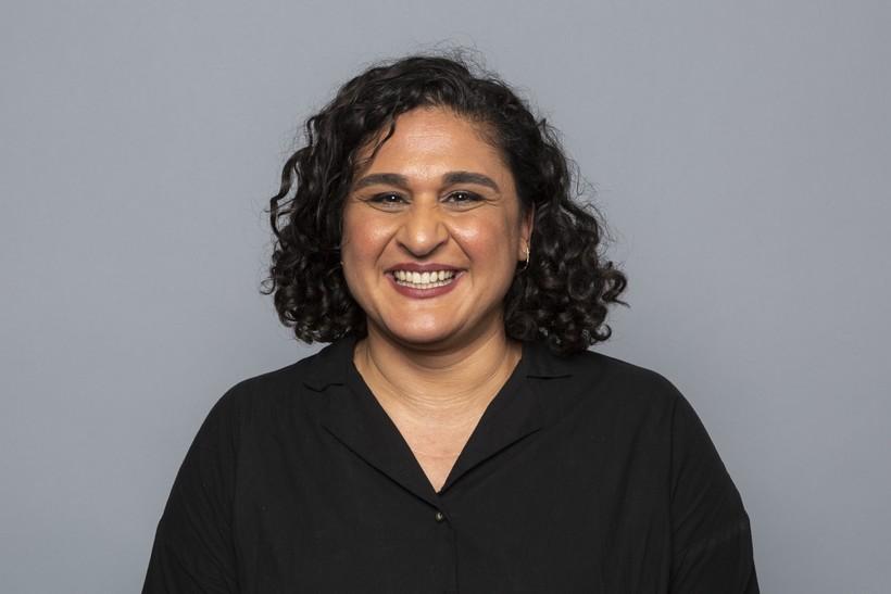 Netflix TV show host Samin Nosrat