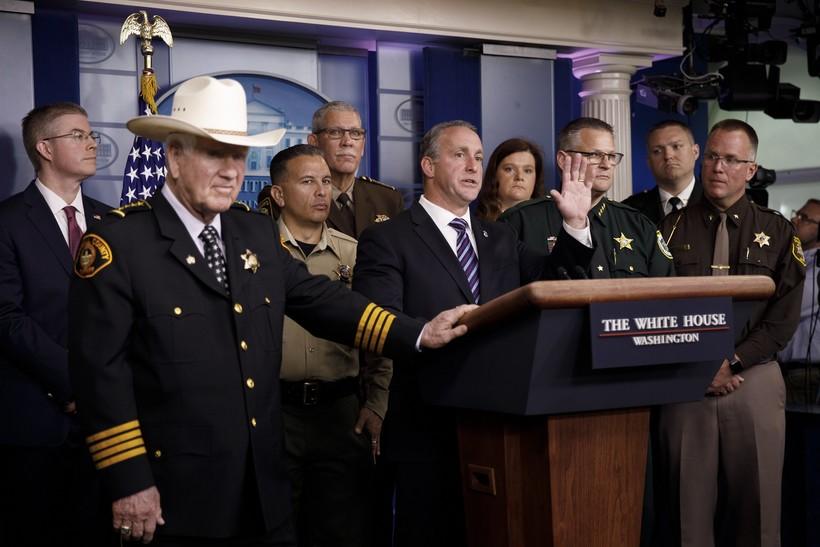 Acting Director of U.S. Immigration and Customs Enforcement Matthew Albence