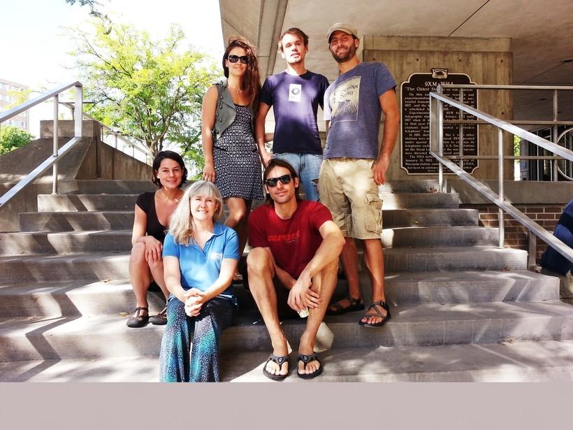 Elephant Revival with WPR's Stephanie Elkins