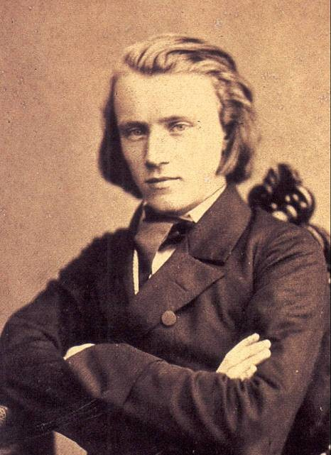 Photo of Johannes Brahms