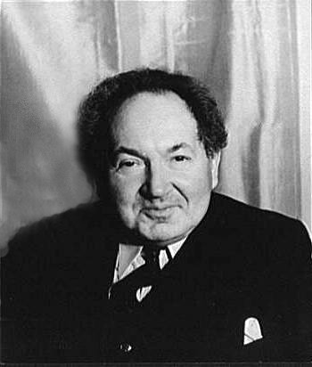 Photo of pianist Leopold Godowsky