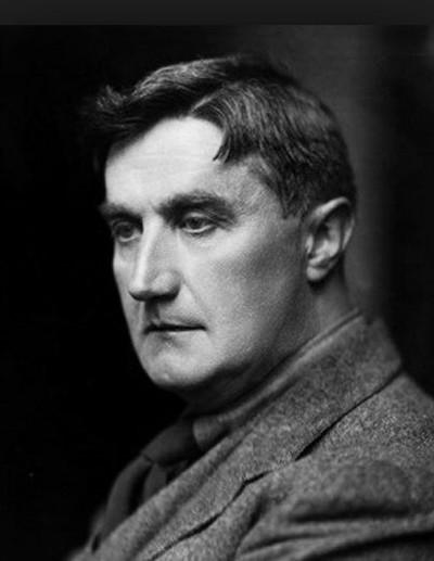 Portrait of Ralph Vaughan Williams