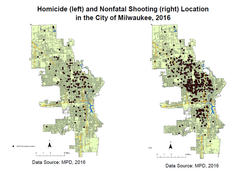 Milwaukee Homicide Report Doents Firearm Deaths, Injuries ... on