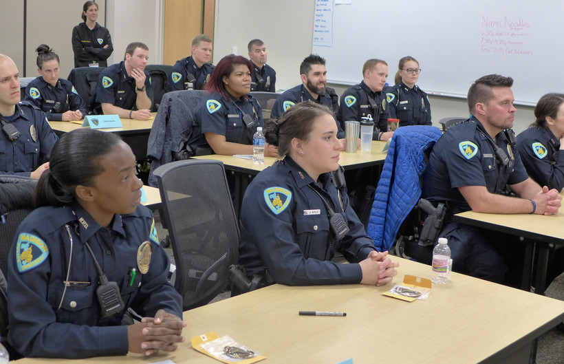 New In Blue: 6 Months With Madison Police Recruits ...