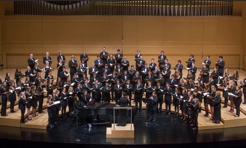 WSMA Honors Choir