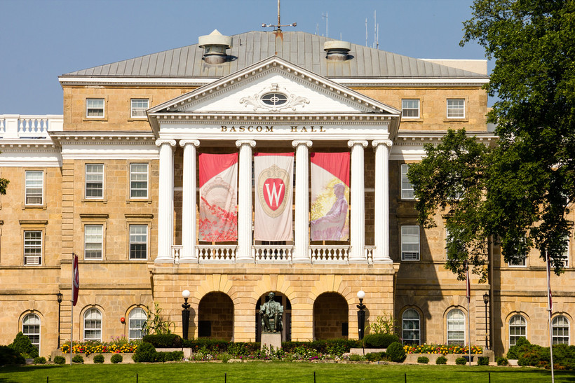 bascom Hall / UW Madison