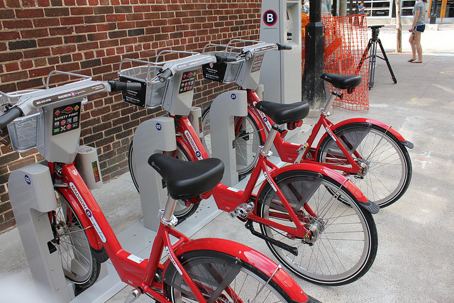 Madison B-Cycle