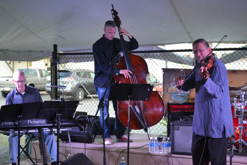 Wisconsin jazz violinist Randy Sabien