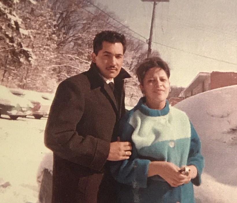 Luciano and Martha Barraza