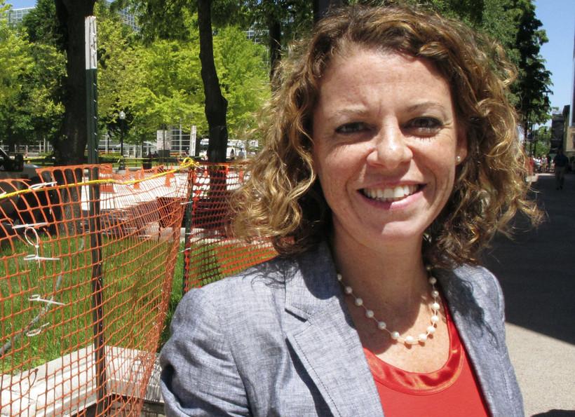 Milwaukee County Circuit Judge Rebecca Dallet