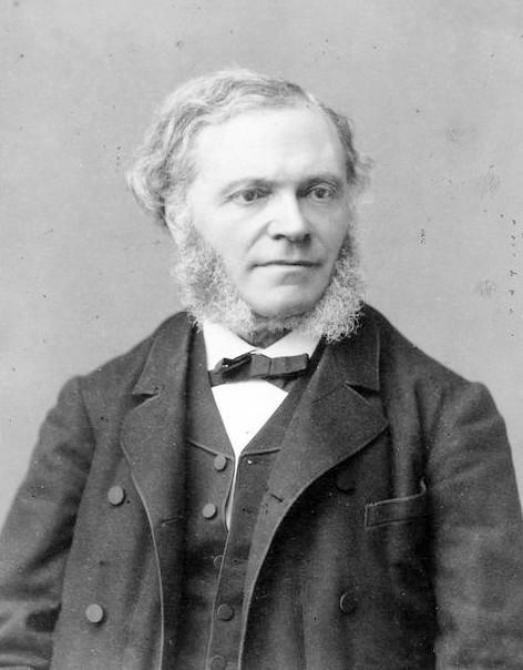 Photo of pianist and composer César Franck