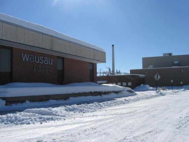 Wausau Paper mill