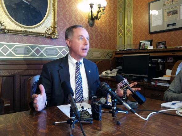 Wisconsin Assembly Speaker Robin Vos