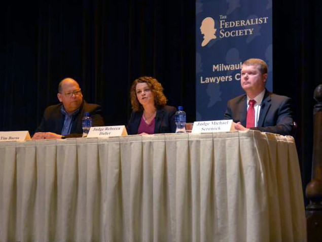 Wisconsin Supreme Court Debate Marked By Personal, Partisan Attacks