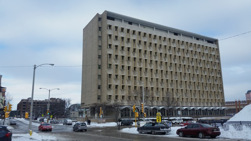 Current Milwaukeestate office building
