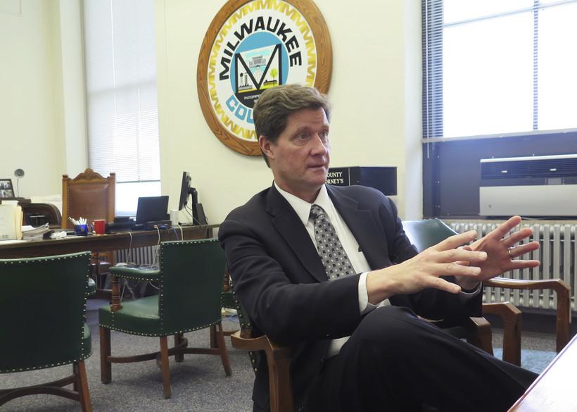 Milwaukee County District Attorney John Chisholm
