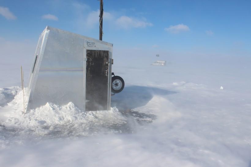 Sturgeon Speared On Lake Winnebago Is Record-Setting (Kind