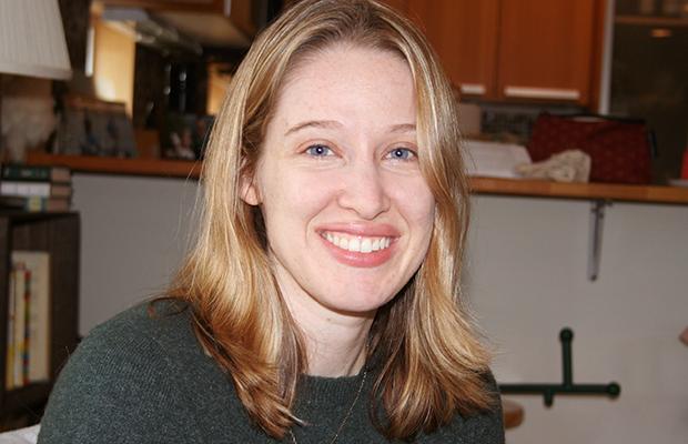 Author Chloe Benjamin