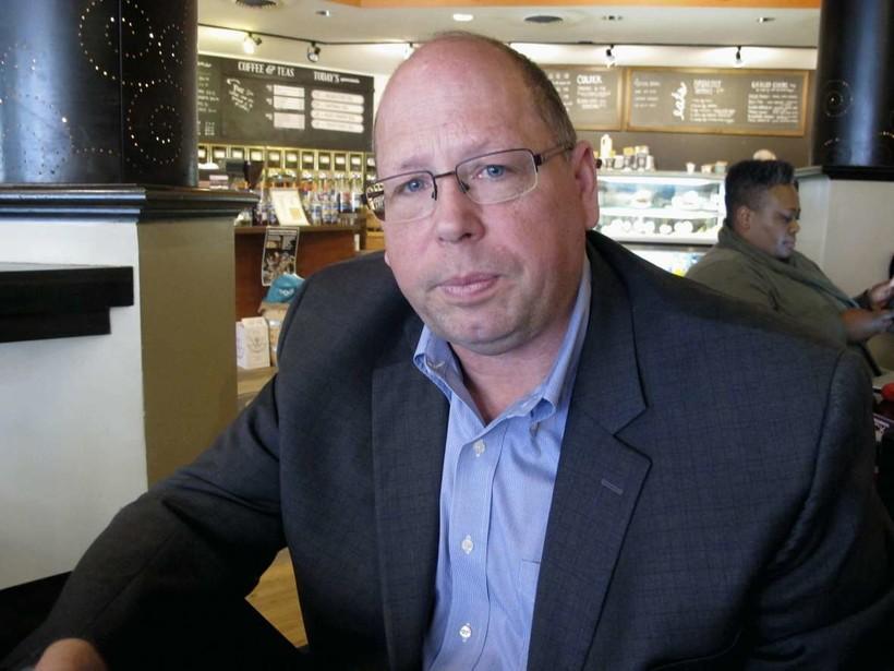 Wisconsin Supreme Court Candidate Tim Burns