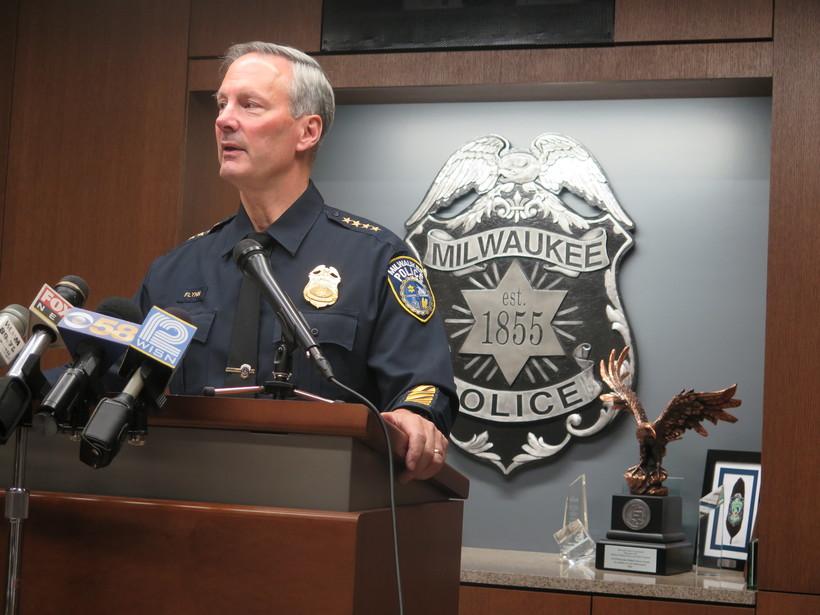 Milwaukee Police Department Chief Ed Flynn