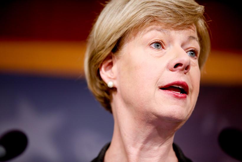 U.S. Sen. Tammy Baldwin