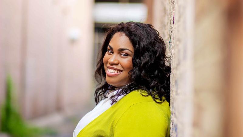Author Angie Thomas