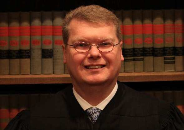 Sauk County Circuit Court Judge Michael Screnock