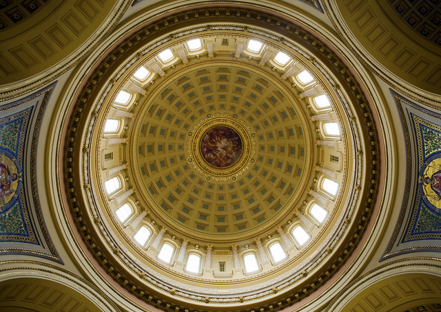 Inside Wisconsin State Capitol