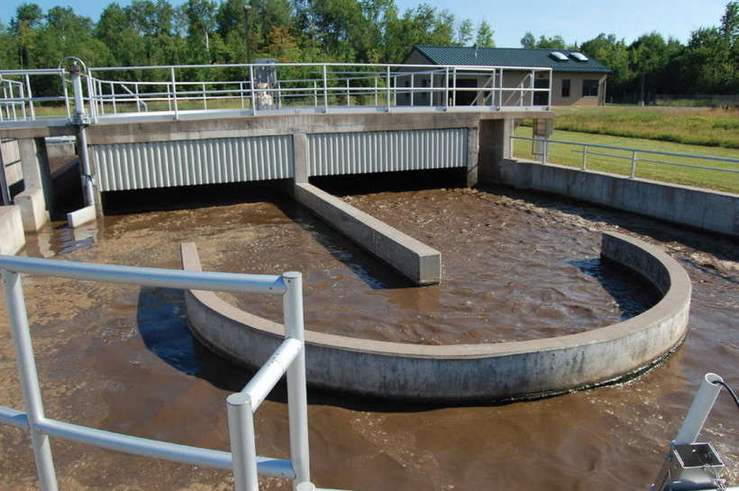 Bayfield Wastewater Treatment Plant