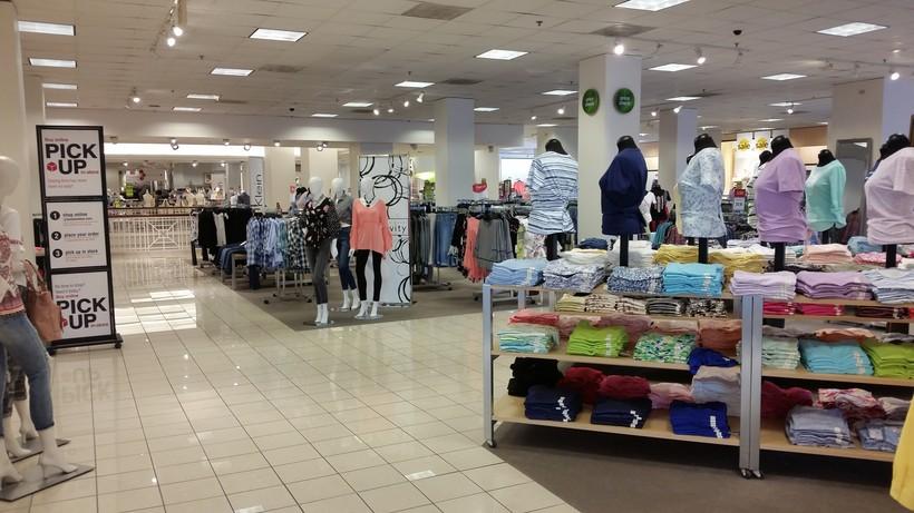 Boston Store in downtown Milwaukee