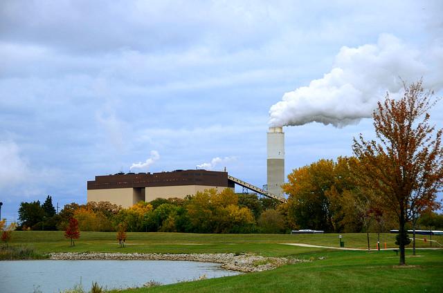 Pleasant Prairie Power Plant Ends Operation   Wisconsin Public Radio