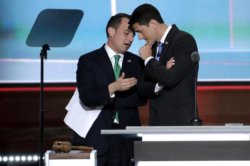 Reince Priebus, Paul Ryan