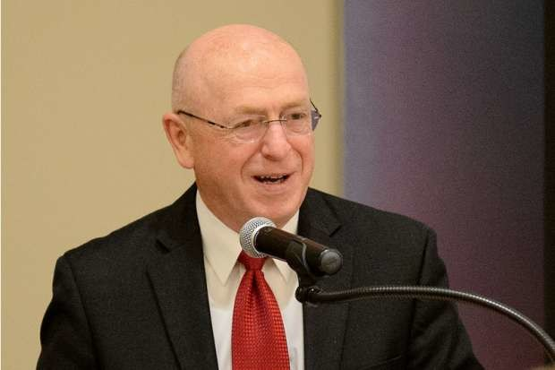 UW System President Ray Cross